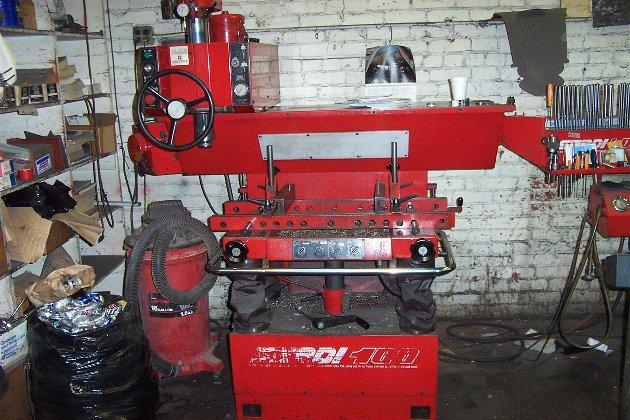 fresno machine shop